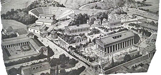Olympia Grekland